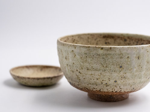 Petra Bowl with Sauce Dish / Chopsticks Rest (medium)