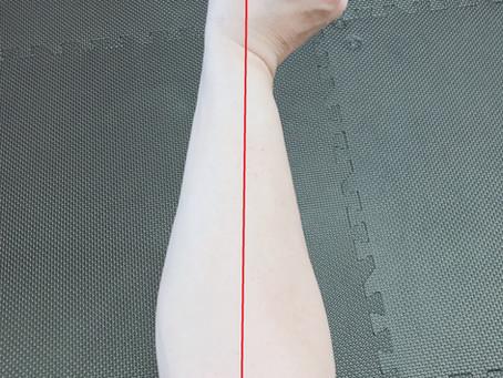 『肘の痛み』