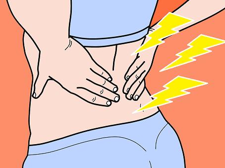 お客様へ:腰痛の話