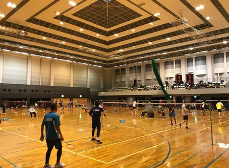 『岐阜県社会人クラブチーム対抗バドミントン大会』
