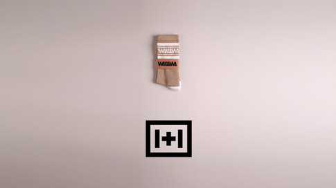 WAWWA Clothing: 1+1 Socks