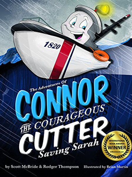 The Adventures of Connor the Cutter: Saving Sarah
