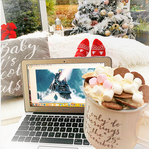 Lifestyle: My Perfect Festive Night In