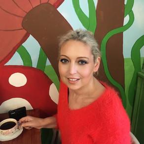 Food & Drink:  The Storybooks Tea Room Nottingham