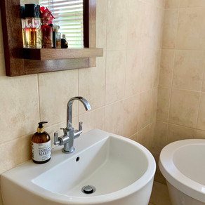 Home: The Beauty Of Wooden Bathroom Cabinets