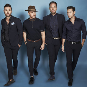 Review: The Overtones - The Royal Concert Hall Nottingham
