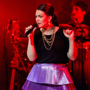 Review: Caro Emerald - The Royal Concert Hall Nottingham
