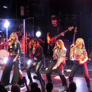 Review: All Saints  - Rock City Nottingham.
