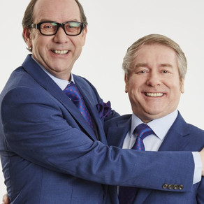 Review: An Evening with Eric & Ern