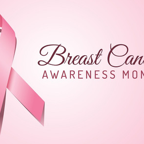 Breast Cancer Awareness Month - My Diagnosis Journey