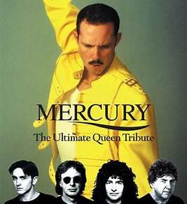 Review: Queen at the Castle - Mercury play Belvoir Castle.