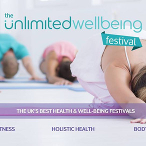 Health: The Unlimited Wellbeing Festival Launch