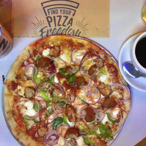 Putting the fast into food - Pizza Storm Nottingham
