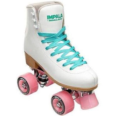 Impala Quad Skate (White)