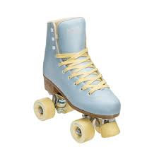 Impala Quad Skate (Sky Blue / Yellow)