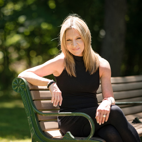 Traci Godfrey photo - Seated In Park.jpg