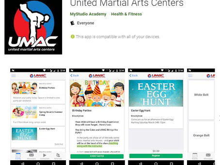 Have you downloaded the UMAC mobile app yet?