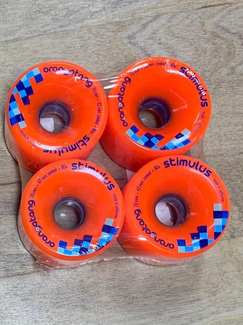 Orangatang 70MM Stimulus Cruiser Wheel