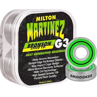 Bronson Milton Martinez Bearings