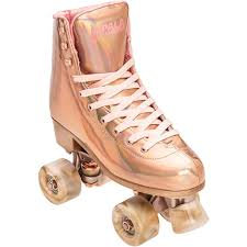 Impala Quad Skate (Rose Gold Holographic)