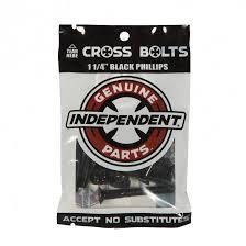"Independent 1 1/4"" Cross Bolts"