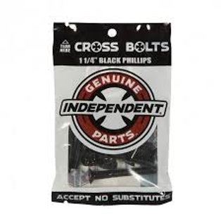 "Independent 1 1/4"" Cross Bolts"