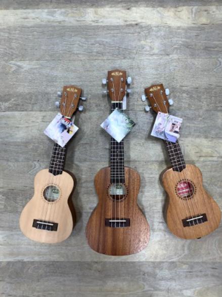 Kala Classic Wood Soprano Ukulele
