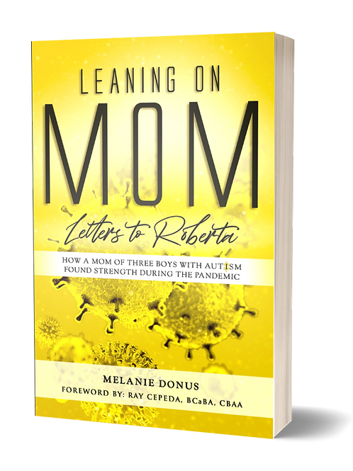 Leaning On Mom: Letters to Roberta | Paperback