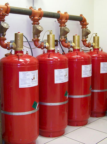 clean agent fire suppression systems tex