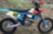 2019-20 350 XCF - SXF -FX - FC Bike Buil
