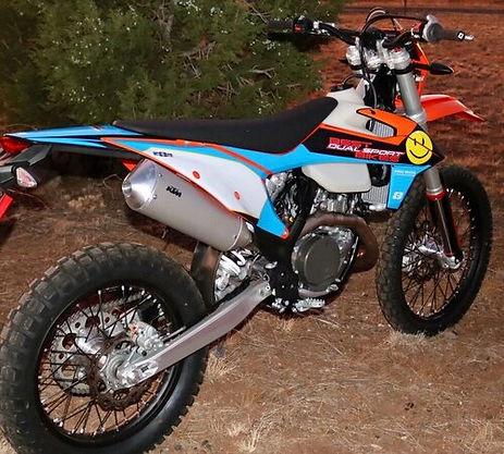 ktm husky bike builds