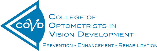 college of optometrists in vision develo