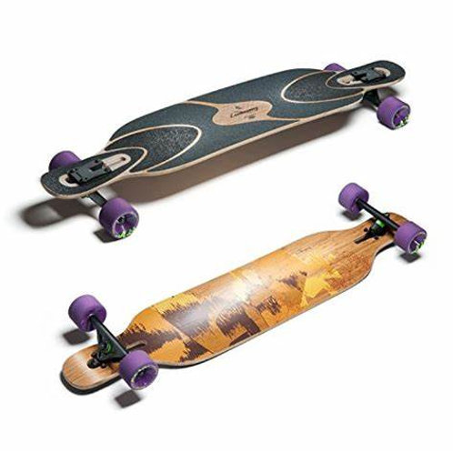 Loaded Dervish Sama Flex 3 Complete Longboard
