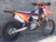 2020 KTM 500 XCF-W and Husky FE 501 Bike