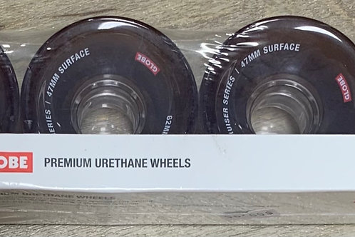 Globe 62MM Cruiser Wheels (Brown)