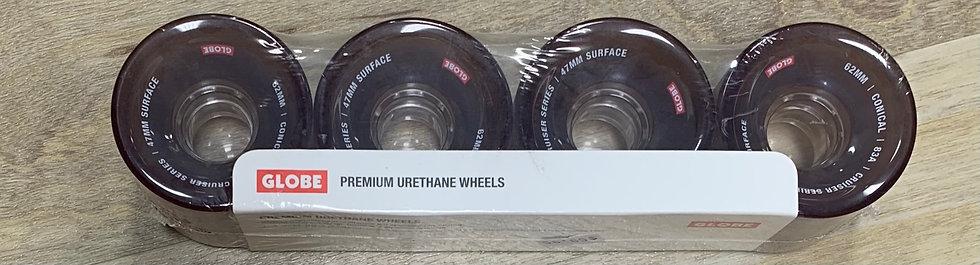 Globe 65MM Cruiser Wheels (Green)