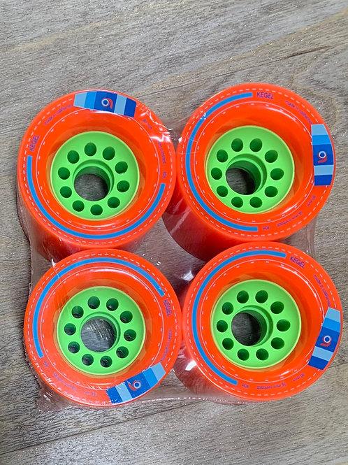 Orangatang 85MM Cruiser Wheel (Orange)