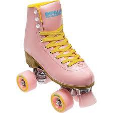 Impala Quad Skate (Pink / Yellow)