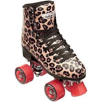 Impala Quad Skate (Cheetah)