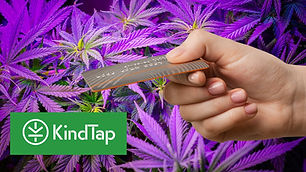 KindTap Marijuana Credit Card