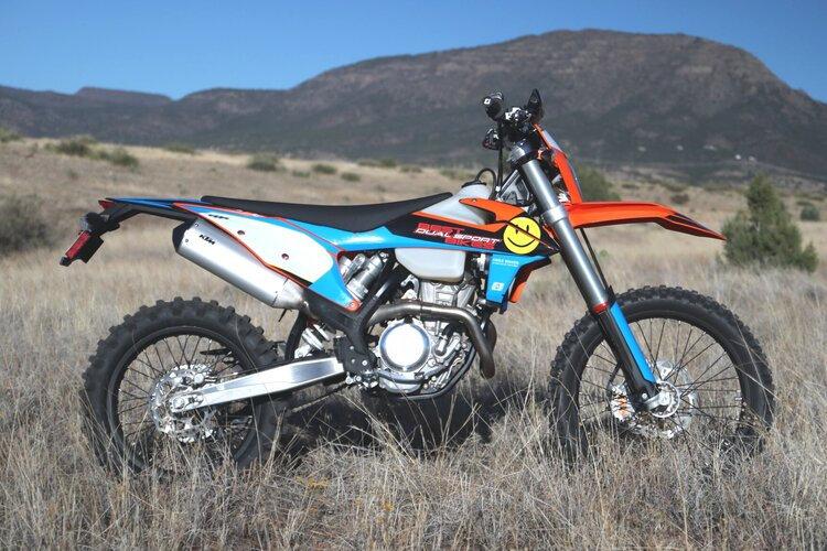 The Ultimate 17-19 KTM - Husky 250 - 350