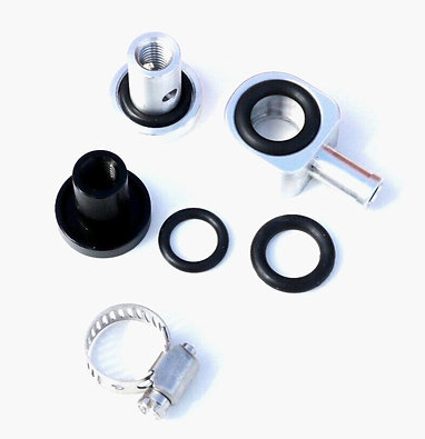 90-Degree Fuel Fitting for all Tanks 2012-19 4-Stroke