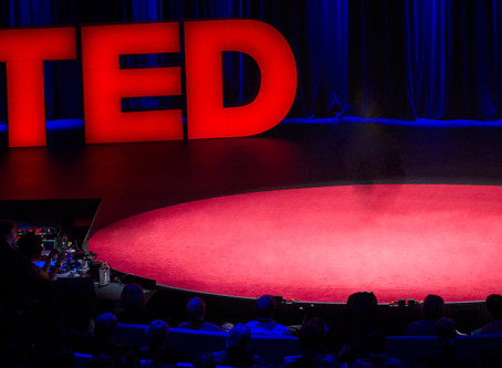 Ted Talks and Your Sales Team