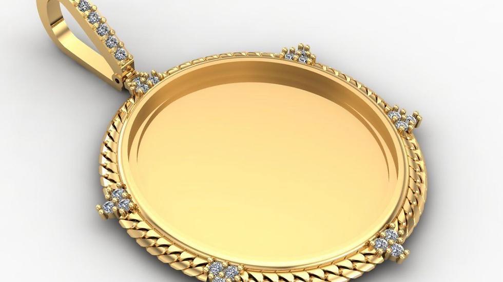 Picture pendant