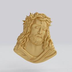 jesus-representation-of-face-3d-model-ob