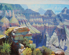 Fluted Canyon