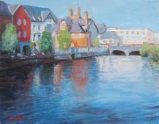 The River Through Sligo