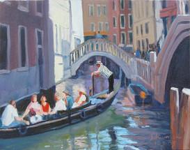 Into Venice Light