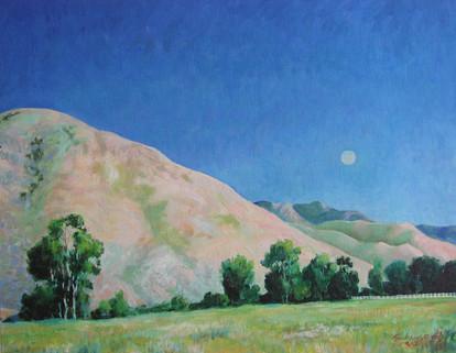 Moon at Sundown-Hailey