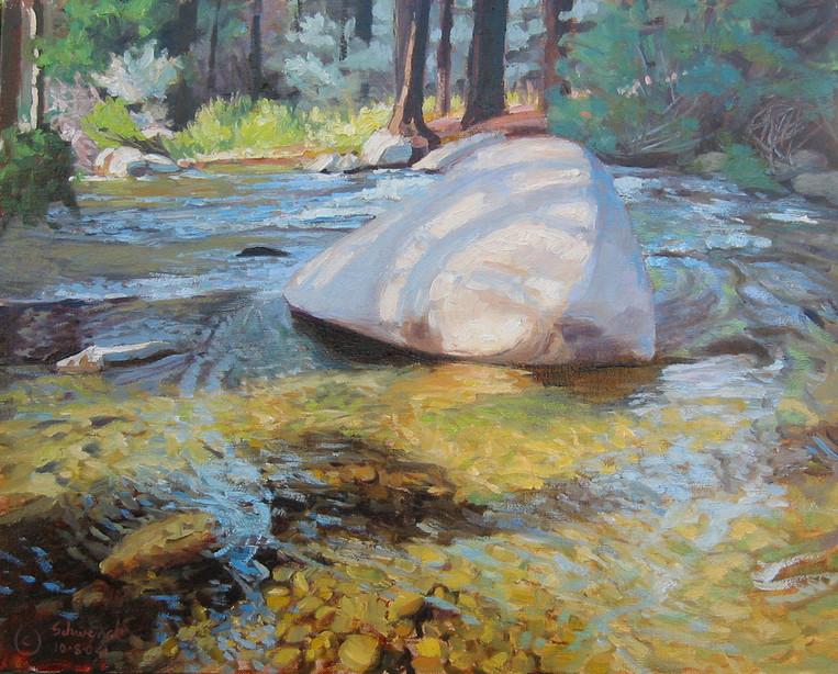 Around the Boulder - Robinson Creek